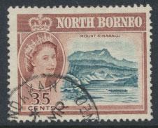 North Borneo SG 400 SC# 289   MVLH  see details