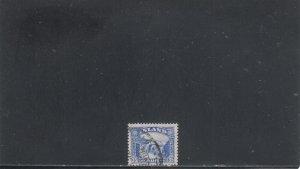 ICELAND *172 USED 2019 SCOTT CATALOGUE VALUE $16.00
