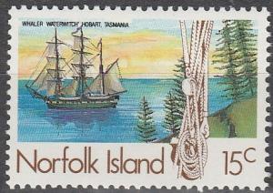Norfolk Is #357 MNH F-VF (SU4552)