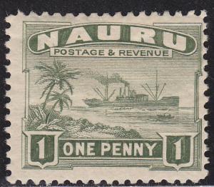 Nauru 18a Freighter 1924