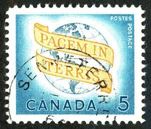 Canada #416 Used