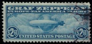 MALACK C15 VF/XF, a big stamp, nice lighter cancel, ..MORE.. ww2376