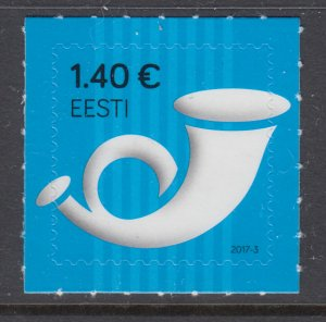 Estonia 806 MNH VF