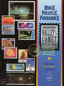 HALLEY'S COMET CATALOGUE 73 pages in full colour Volume one