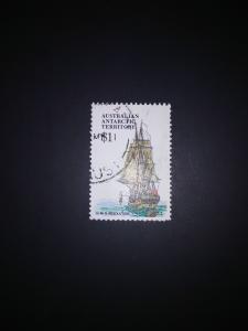 Austalian Antarctic Territory #L52