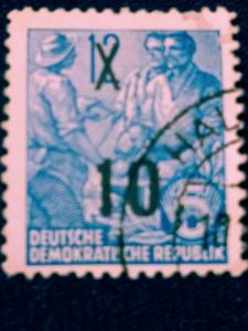 Forever Philately Germany #196c used vf