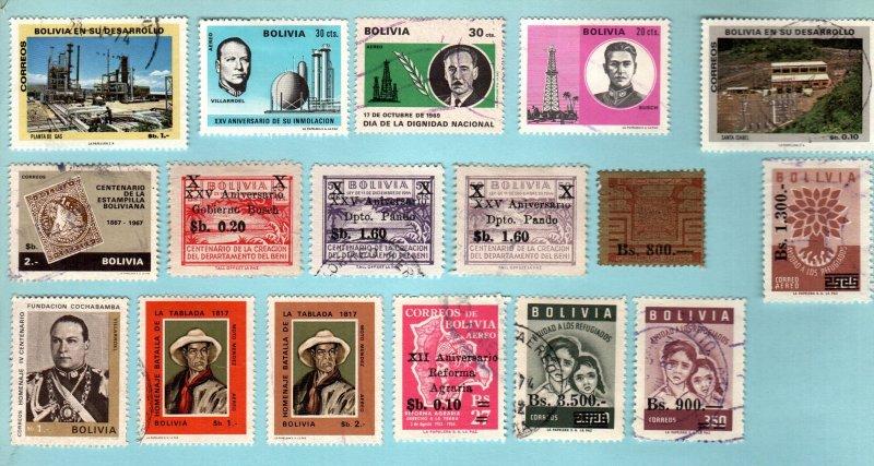 Bolivia  60 diff used