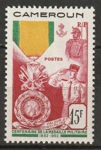 Cameroun 1952 Sc 322 Yt 296 MH*
