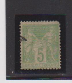FRANCE #67 STAMP USED - LOT#F5