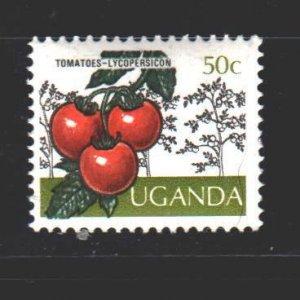 Uganda. 1975. 127. Tomato flora. MNH.