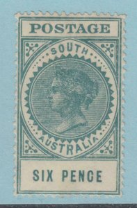 SOUTH AUSTRALIA 137 MINT HINGED OG * NO FAULTS EXTRA FINE !