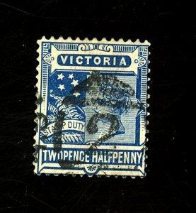 Victoria #183 Used Fine Cat$15