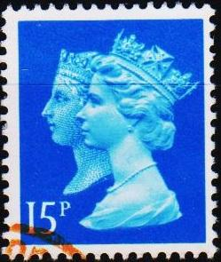 Great Britain. 1990 15p  S.G.1467 Fine Used