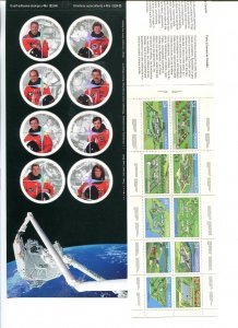 Canada  Beautiful lot of sheets  Mint VF NH  Face $56  -  Lakeshore Philatelics