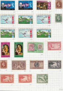 Cayman islands Stamps Ref 15091
