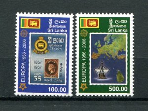 Sri Lanka   2005 set  Mint VF NH -  Lakeshore Philatelics