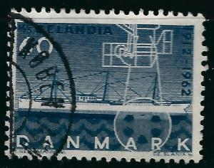 Denmark #403 F-VF Used...Fill out your Denmark spaces!