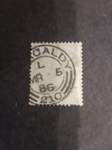 +Great Britain #103              Used