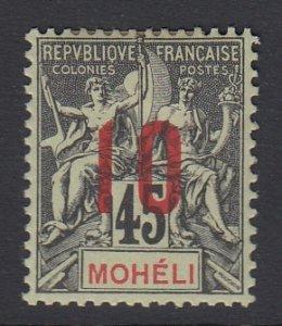 MOHELI, Scott 21, MHR