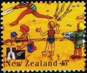 New Zealand. 1994  45c S.G.1847 Fine Used