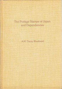 The Postage Stamps of Japan and Dependencies, A.M. Tracey Woodward. Gently used.