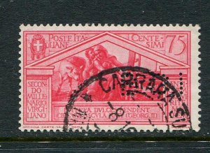 Italy #253 Used