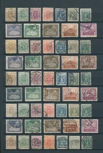 POLAND Early Used Accumulation(Appx 180 Stamps) Ac1267