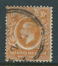 East Africa & Uganda SG 47a  Used