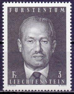 Liechtenstein. 1970. 531. Prince. MNH.