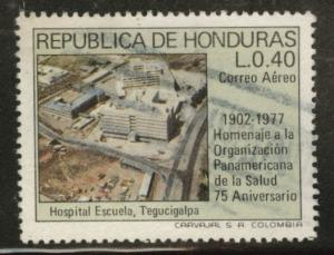 Honduras  Scott C632 used airmail