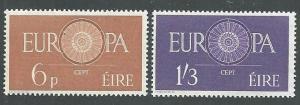 IRELAND 1960 EUROPA set fresh MNH..........................................63913