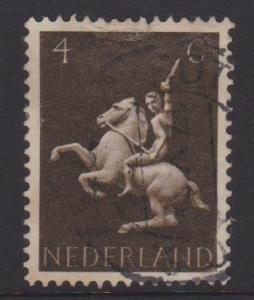 Netherlands Sc#250 Used