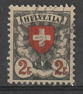 #203 Switzerland Used