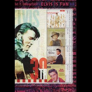 PAPUA NEW GUINEA 2006 - Scott# 1239 Sheet-Elvis Presley NH