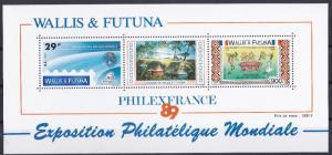Wallis and Futuna 384a MNH (1989)