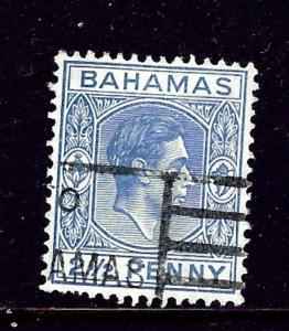 Bahamas 104 Used 1938 issue