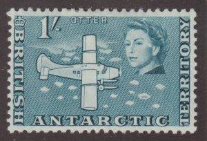 British Antarctic Territory 10 DeHavland Otter 1963