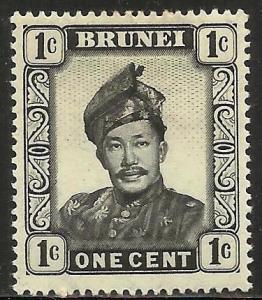 Brunei 1952 Scott# 83 MH