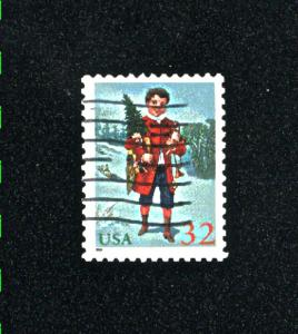 USA #3006  2 used 1995 PD .08