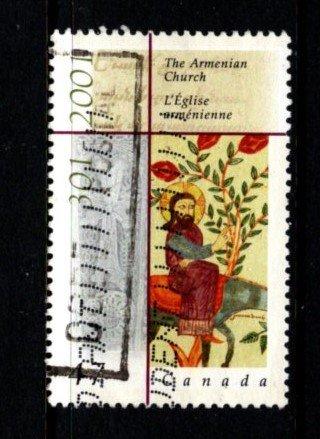 Canada - #1905 Armenian Church of Canada - Used