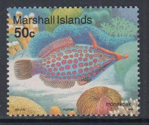 Marshall Islands 437 Fish MNH VF