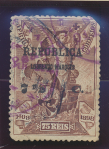 Lourenco Marques Stamp Scott #113, Used - Free U.S. Shipping, Free Worldwide ...