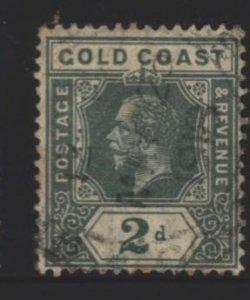 Gold Coast Sc#71 Used