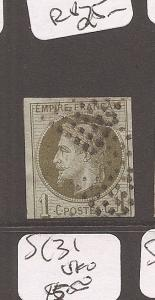 French Colonies SC7 VFU (8cbf)