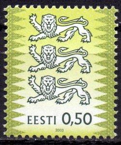 Estonia. 2003. 453. Standard. MNH.