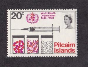 Pitcairn Islands 90, F-VF, MNH