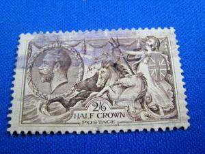 GREAT BRITAIN - SCOTT # 179  - Used    (alb16)