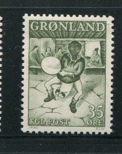 Greenland #41 mint  - Make Me A Reasonable Offer