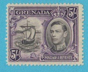GRENADA 141 MINT HINGED OG * NO FAULTS VERY  FINE !