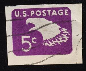 U550 Used Cutout - Purple Eagle 5c
